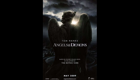 Angels amp Demons Script at IMSDb